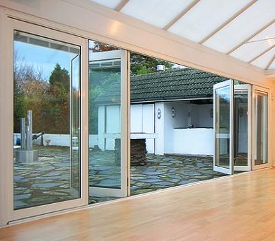 Double Glazed Bi-fold Doors